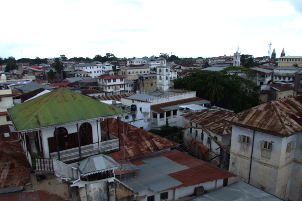 Stone Town Roofs - stus - small