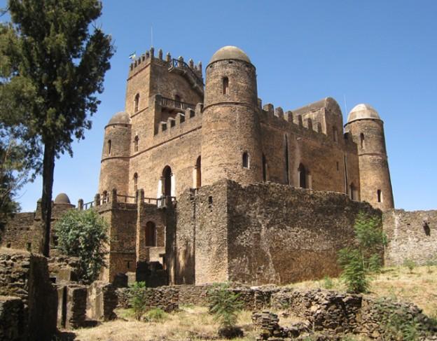 Gondar palace - Dinknesh - Full res (2)