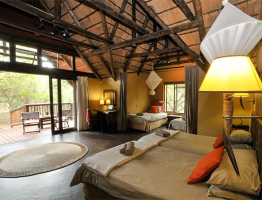 hluhluwe River Lodge
