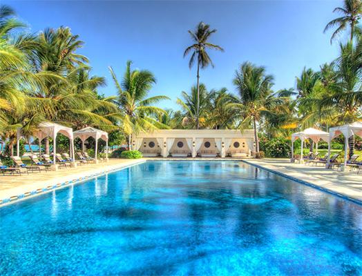 Baraza Resort & Spa - hotels website