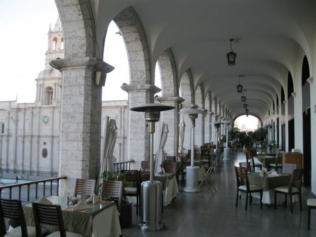 Posada del Inca - Restaurant