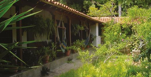 La Casa de las Garcia