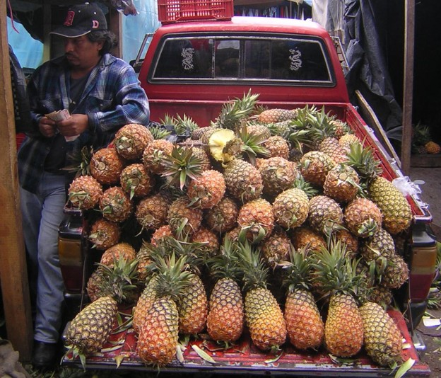 Pineapple anyone?