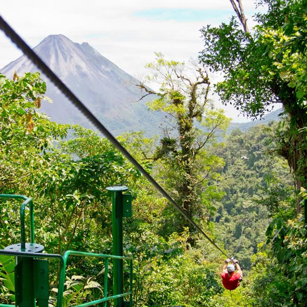 Family Costa Rica Itinerary