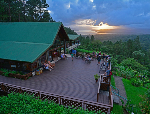 Observatory Lodge