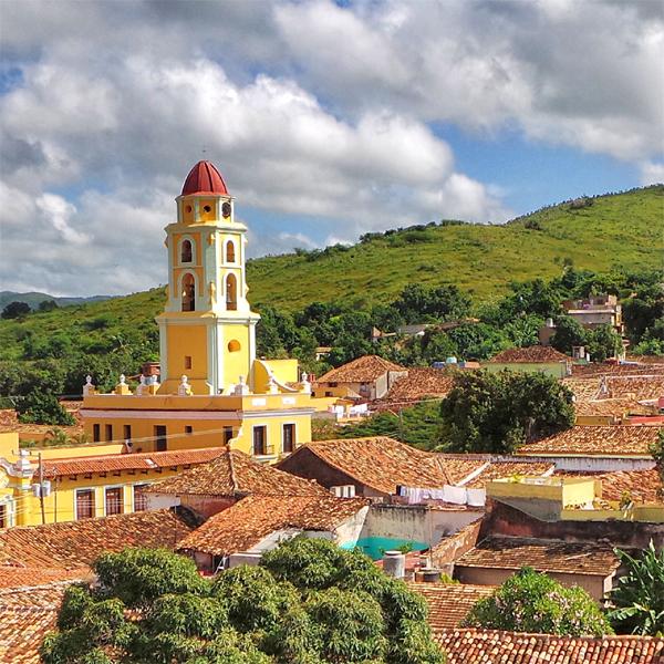 Distinctive Cuba